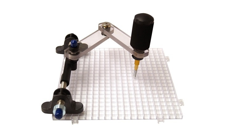 mini glass cutting system