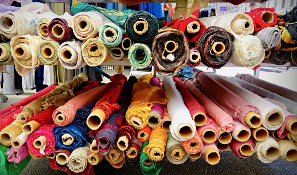 fabric types for dyeing